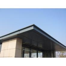 广告门头铝板新型装饰材料_德普龙雕刻镂空门头铝板厂家批发