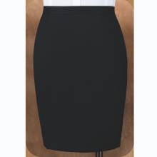 YHY2001-514贵州定制西服黑色弹力仿毛面料西装平驳领单排两粒扣收腰时尚女西服