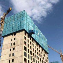 一栋楼做爬架租赁要多少钱?爬架租赁价格预算-中科富海建筑爬架