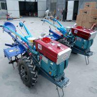 厂家直销小型农业机械旋耕机 柴油旋耕起垄机 农用手扶耕地机