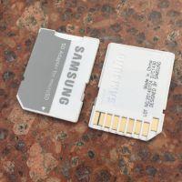 三星TF卡转SD卡套适配器卡托Samsung SD卡套小卡转大卡转接套