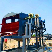 郑州工程垃圾处理生产线 建筑垃圾分离机 建筑石料破碎分拣机