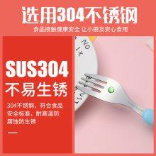 筷子工厂定制 儿童卡通餐筷定做 日式动漫筷子批发厂家 宝宝餐具套装不锈钢定制图案