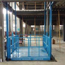 萍乡量身定制液压式升降货梯 2吨3米车间运货升降机 简易升降机货梯 选航天准没错