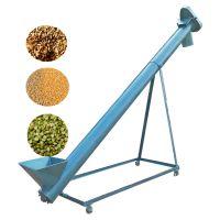 小麦螺旋上料机 管式螺旋给料机 绞龙螺旋提升机