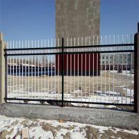 开发区围墙护栏 景点装饰防护栏 景区护栏样式