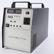 300W交直流系统发电系统 便携式储能系统 应急电源