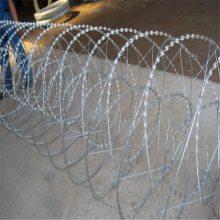 土字型支架刀片刺绳 高速铁路立柱支架 刺丝滚笼支架
