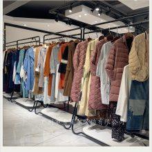 雪莱尔品牌女装折扣批发素言秋冬新款组合包多种风格多种面料