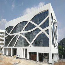 铝单板厂家定制包柱桥梁建筑工程材料白色2.5mm铝幕墙