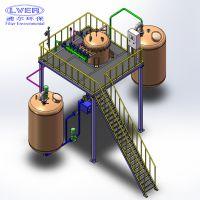 滤尔LCF烛式过滤器 固液分离 厂家供应