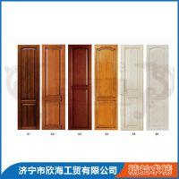 厂家供应中式衣柜木门 白色实木衣柜门 仿古实木衣柜门
