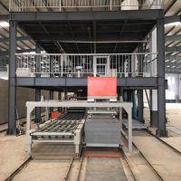 曲阜三元SYQB-4型聚氨酯墙体保温板生产线免费技术指导 包教会