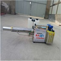 亚博国际真实吗机械 新款便携式园林消杀烟雾机 苹果种植汽油烟雾机 手提式小型热力烟雾机