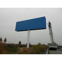 金边虎户外立柱广告牌 广告牌单立柱 欢迎选购