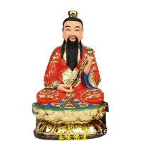 黄初平,黄大仙神像彩绘贴金树脂玻璃钢邓州亚博里面的AG真人厂直销