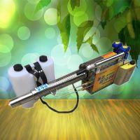 亚博国际真实吗机械 果树打药烟雾机 手提式汽油弥雾机 新款肩背脉冲式打药烟雾机价格