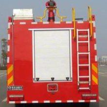 湖北江南东风145水罐消防车-东风消防车-东风水罐消防车厂家