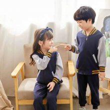 濮阳有没有批发生产幼儿园秋季棉园服的商家
