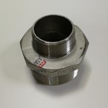 销售2.5寸变1.5寸内接|丝扣304变径内接|不锈钢螺纹异径管规格