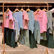 服装批发一手货源 品牌折扣女装一手货源批发市场