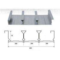 供应燕尾楼承板YXB51-200-600型 建筑钢承板_上海新之杰压型钢板厂