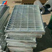 厂家直销_50角铁包边沟盖板_热镀锌角钢包边沟盖板_电缆沟盖板