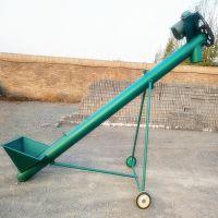粮油店螺旋提升机 干粉螺旋提升机 定做U型污泥螺旋提升机