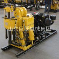 200米轮式液压打水井钻机 农用钻井机械设备现货直供