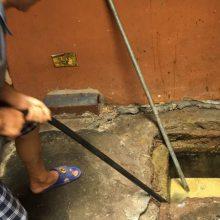 广州市越秀区文明路化粪池清疏粪渠公司