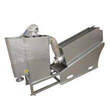 印染造纸***渣皮革纸浆工业化工煤泥叠螺式污泥脱水机烘干机干燥设备