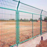 停车场围网 隔离铁丝网 折弯护栏网定做