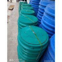 玻璃钢井盖以合成树脂作基体材料 颜料及增强材料等组成 品牌华庆