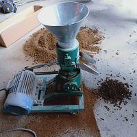 型号齐全颗粒饲料机 小型家用饲料颗粒机 圣鲁多功能饲料颗粒机