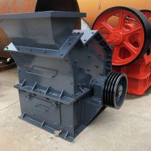 矿山石料反击式制砂机 低磨损高效率石粉机 型号齐全河卵石液压开箱制砂机