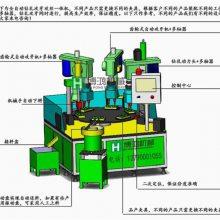 卧式自动钻孔机-衡阳自动钻孔机-佛山博鸿机械(查看)