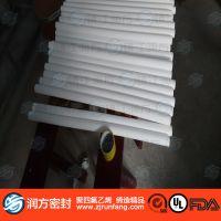聚四氟乙烯PTFE纯料棒  全新料棒  挤出棒  1M-4M 大量现货供应