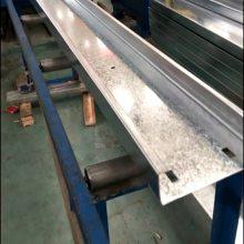 南通翔展生产加工 热镀锌C型钢 Q235国标C型钢 批发零售