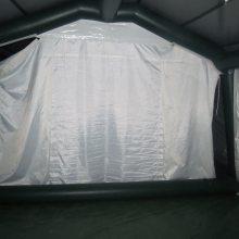 野战浴室野外作战洗浴帐篷救援洗消帐篷厂家可定制