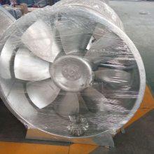 厂家直销耐高温消防排烟轴流风机3C认证消防镀锌板通风机