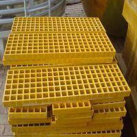 玻璃钢格栅板 踏板网价格 养殖漏粪网格栅