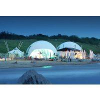 卡帕帐篷供应大型铝合金篷房、欧式球形帐篷 酒店机库大棚