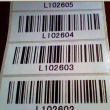 可变流水号不干胶贴纸定做 二维码标签 彩色二维码防伪标贴