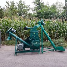 高粱玉米五谷杂粮粉碎机 曲药破碎机 无尘粉碎机械 起窖机