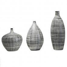 景德镇花瓶 手工制造 插花瓷瓶