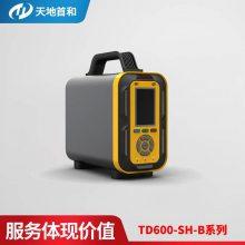 TD600-SH-B-C4H8O甲乙酮分析仪泵吸式采样USB充电接口