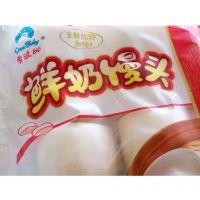 批发速冻产品 早餐专用 雪波比食品【鲜奶馒头】早餐档 早餐店