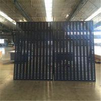 方孔展示架 瓷砖挂件挂板展厅什么价格 800瓷砖样品货架生产厂家