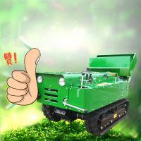 亚博国际真实吗机械 双变速箱履带式开沟机 耐用履带山地除草机图片 果园施肥开沟机