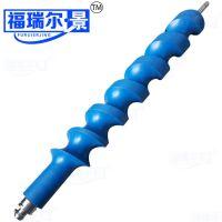 尼龙螺旋进瓶器加工定制 灌装机理瓶器 尼龙分料螺杆加工定制